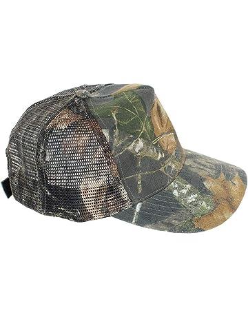 Cappello da Baseball dai Colori mimetici (Stile Mimetico) - Cappellino da  Caccia e da 710bffe4e7c0