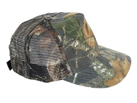 Cappello da Baseball dai Colori mimetici (Stile Mimetico) - Cappellino da  Caccia e da 768c81022482