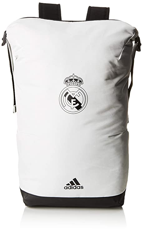 0f746885eee Image Unavailable. Image not available for. Color: adidas 2018-2019 Real  Madrid iD Backpack ...