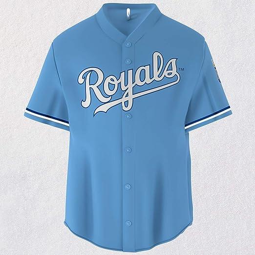 kansas city royals jersey