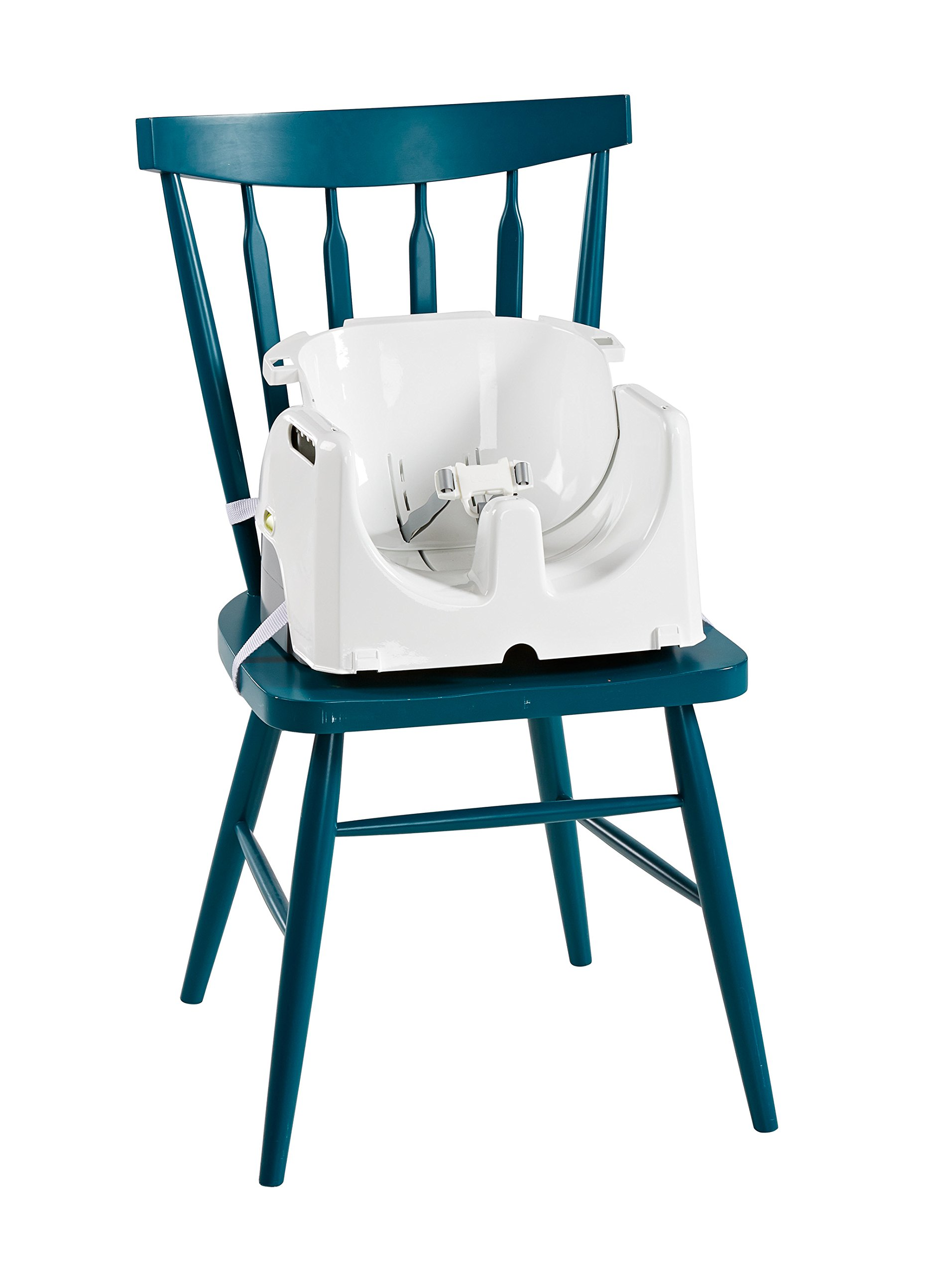 Fisher-Price 4-in-1 Total Clean High Chair, Green/Gray by Fisher-Price (Image #7)
