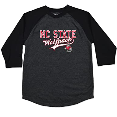 Dark Red 12 Months Outerstuff NCAA North Carolina State Wolfpack Infant Everyday Short Sleeve Tee