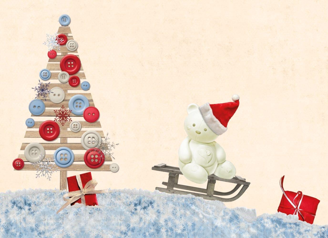 Kartenparadies Grußkarte Weihnachten Foto Grußkarte Grußkarte Grußkarte Schlittenfahrt, hochwertige Weihnachtsgrüße als Weihnachtskarte (Format  148x105 mm) Farbe  Beige B01NH57LFN | Schön geformt  | Zu einem niedrigeren Preis  | Modern Und Elegant  8e9a81