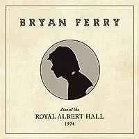 Live at the Royal Albert Hall 1974