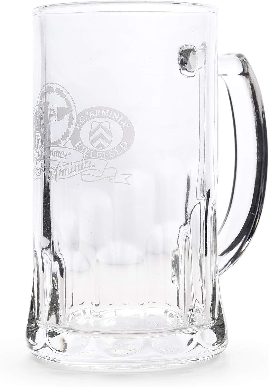 DSC ARMINIA BIELEFELD Longdrinkglas F/ür Immer Arminia