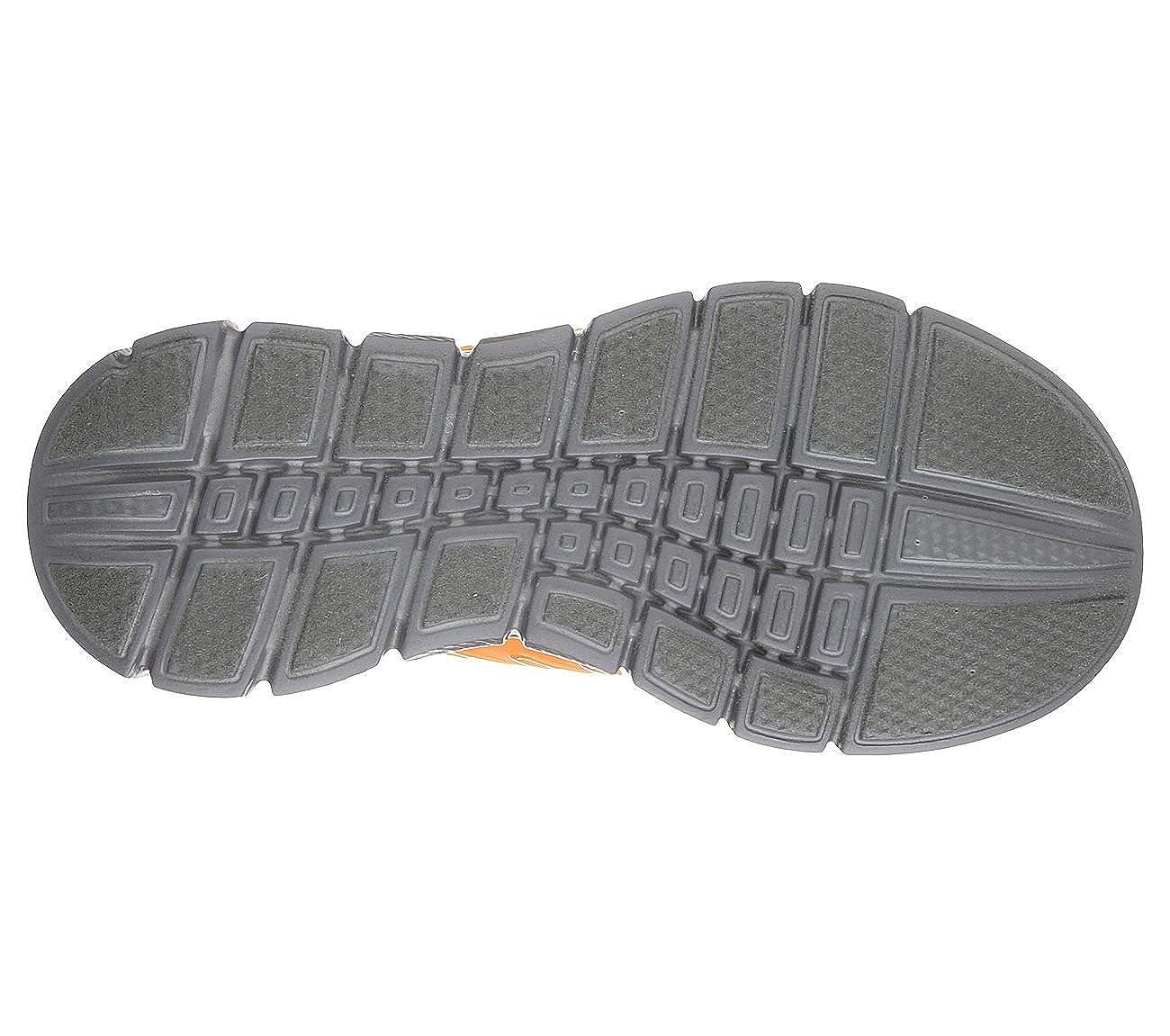 Skechers Kids 97384L Boys Equalizer 2.0 Black//Gray 13 Turbopulse