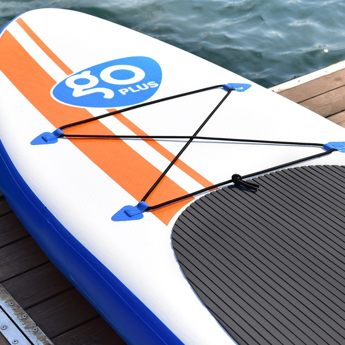76 15cm Inflable COSTWAY Tablas Paddle Board Hinchables Remo Surf Tablero Sup Board Stand Up Set 300