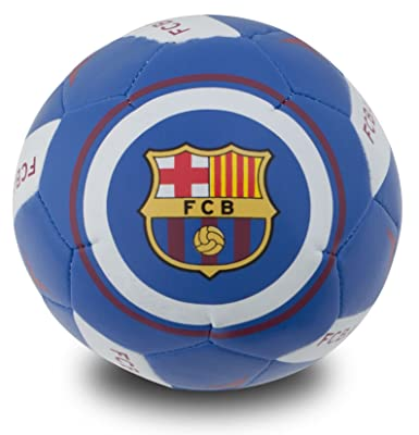 a754098f46c Barcelona FC Boy Mini Ball, Multicolored, One Size/4-Inch: Amazon.co ...