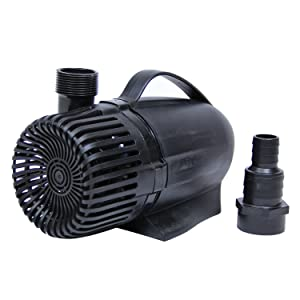 Pond Boss Waterfall Pump, 2300 GPH