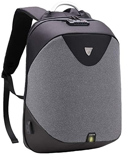 48ba411af31c リュック ビジネスリュック 大容量防水リュック 15.6インチまでPC対応 USB充電ポート付き