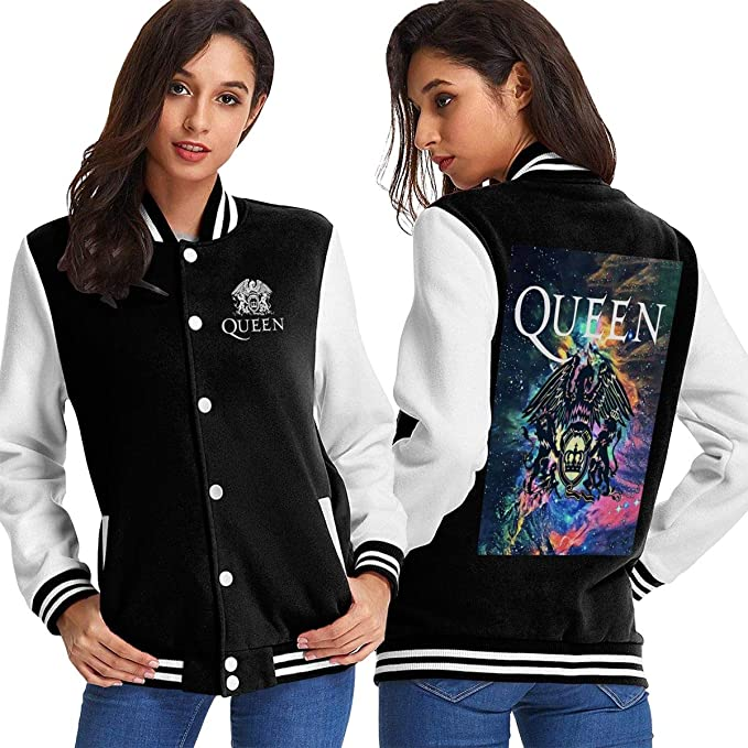 Amazon.com: Queen-Rock-Band Bohemian Rhapsody - Chaqueta de ...