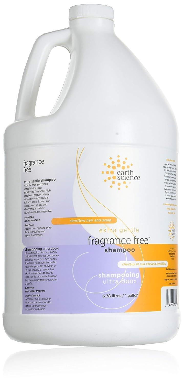 Earth Science Fragrance Free Shampoo, 1 Gallon