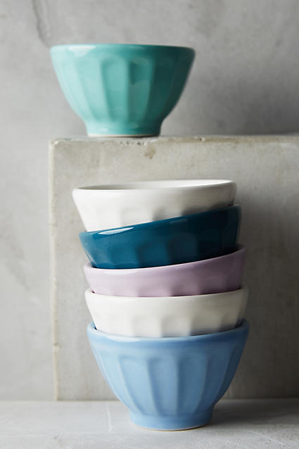 Mini Latte Bowls - anthropologie.c​om