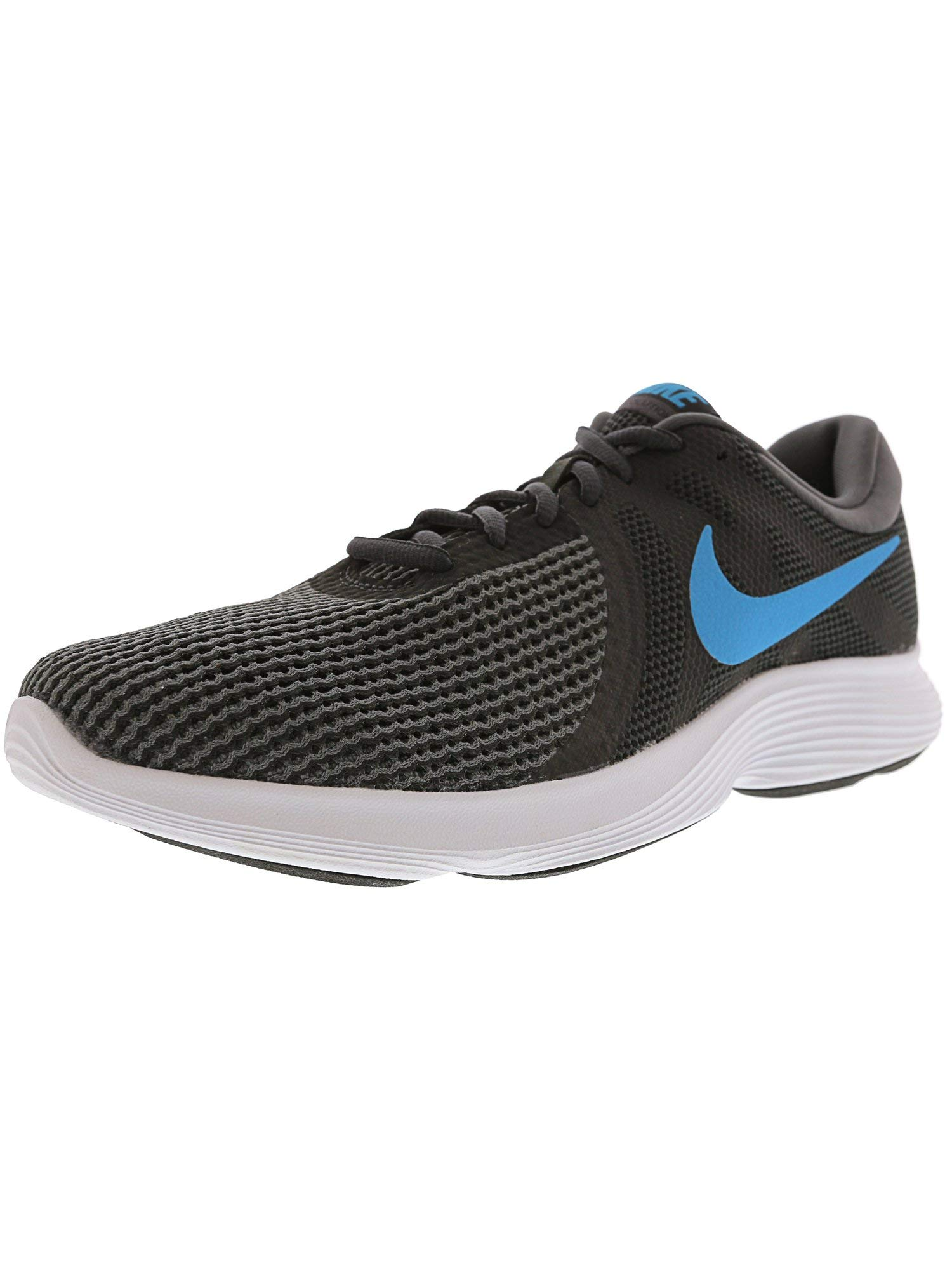 newest c0486 f1c81 Galleon - Nike Men s Revolution 4 Running Shoes (11 D(M) US, Anthracite Lt  Blue Fury Dk Gry)
