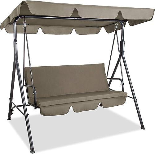 PAMAPIC Patio Swing Chair