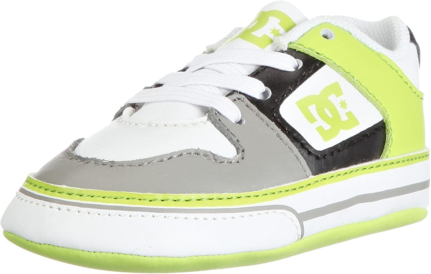 DC Shoes Infant Pure Softy Crib White