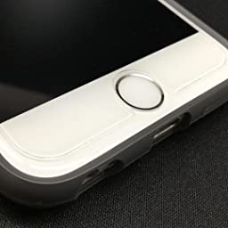 Amazon Hanyetech Iphone6 4 7インチ用液晶保護強化ガラスフィルム スマートフォン ガラスフィルム 硬度9h 超薄0 33mm 2 5d ラウンドエッジ加工 スクリーンプロテクター 通販