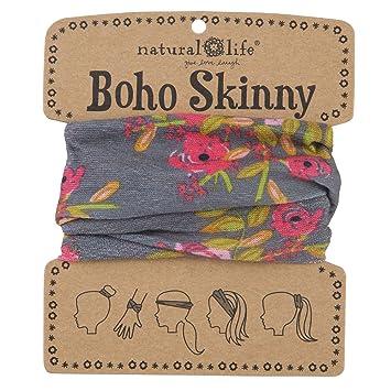 Amazon.com  Charcoal Blooms Boho Skinny  Beauty 31ea4020885