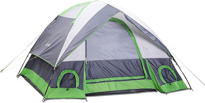 SEMOO Dome Family Camping Water Resistant Tent