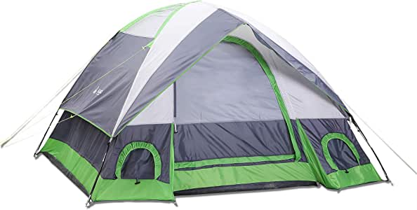 SEMOO Dome Tent Family Camping Tent Water Resistant Lightweight for Backpacking