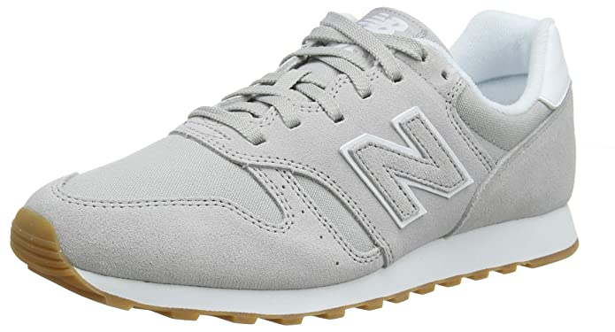 New Balance 373 Core Sneakers Weiß (White Rain Cloud)