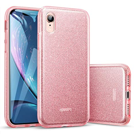 coque iphone xr or rose