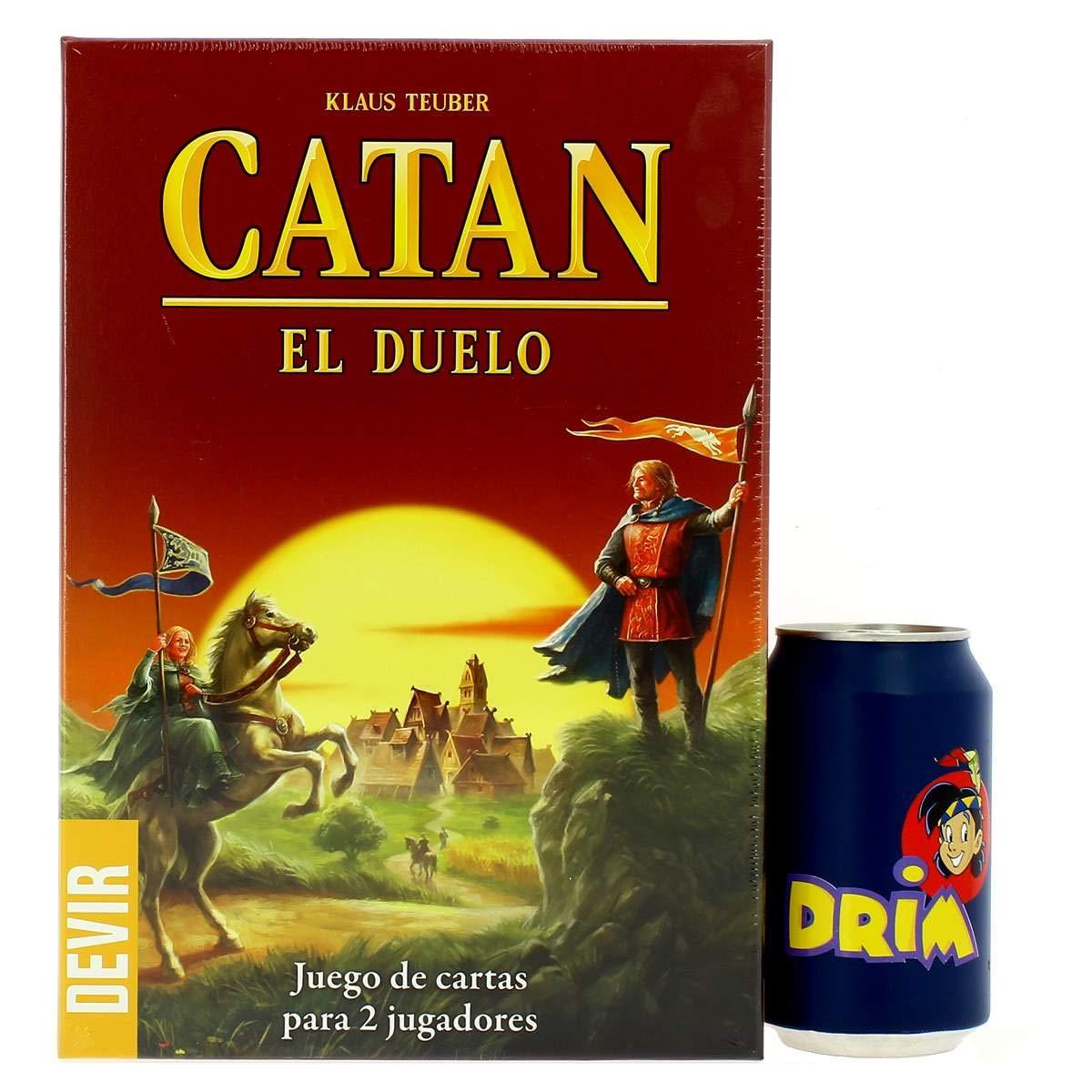 Devir Iberia- 227239 Catan el Duelo
