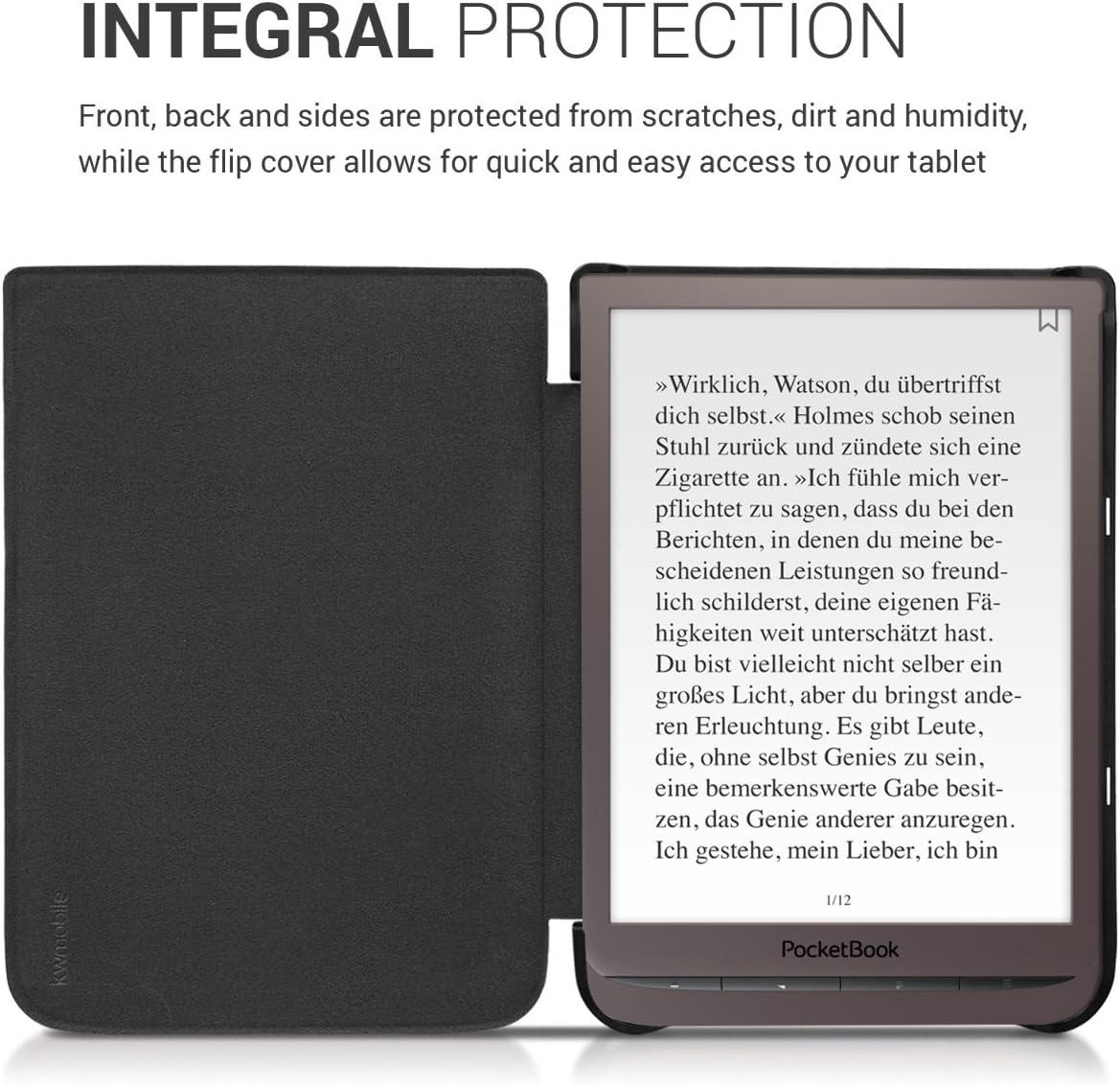 kwmobile Funda para Pocketbook InkPad 3/3 Pro: Amazon.es: Electrónica