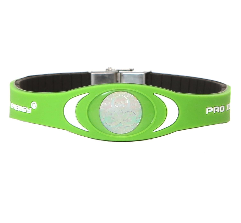 Power Balance Energy® PRO ION 5000 GREEN/WHITE: Amazon.co.uk: Sports ...