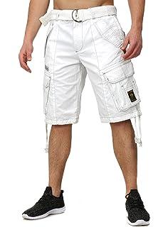 70791c640647 Geographical Norway Herren Cargo Shorts Bermuda kurze Hose Sommer Pants