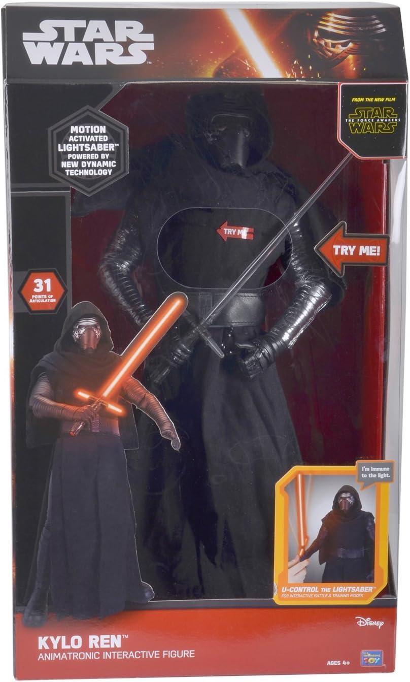 Kylo Ren™ 17 Inch Animatronic Figure Episode VII The Force Awakens Star Wars