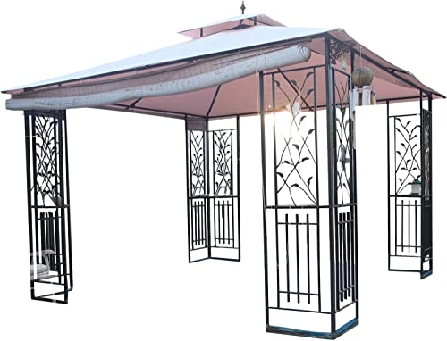 Garden Winds Leaf Gazebo Replacement Canopy Top Cover