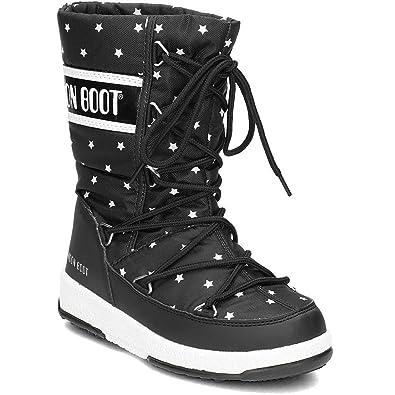new styles 5bc01 9a39b Moon Boot Schuhe & Handtaschen Mädchen Stiefel ...