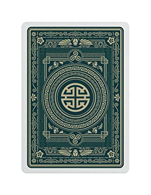 Gent Supply Bicycle Mythical Creatures Playing Cards