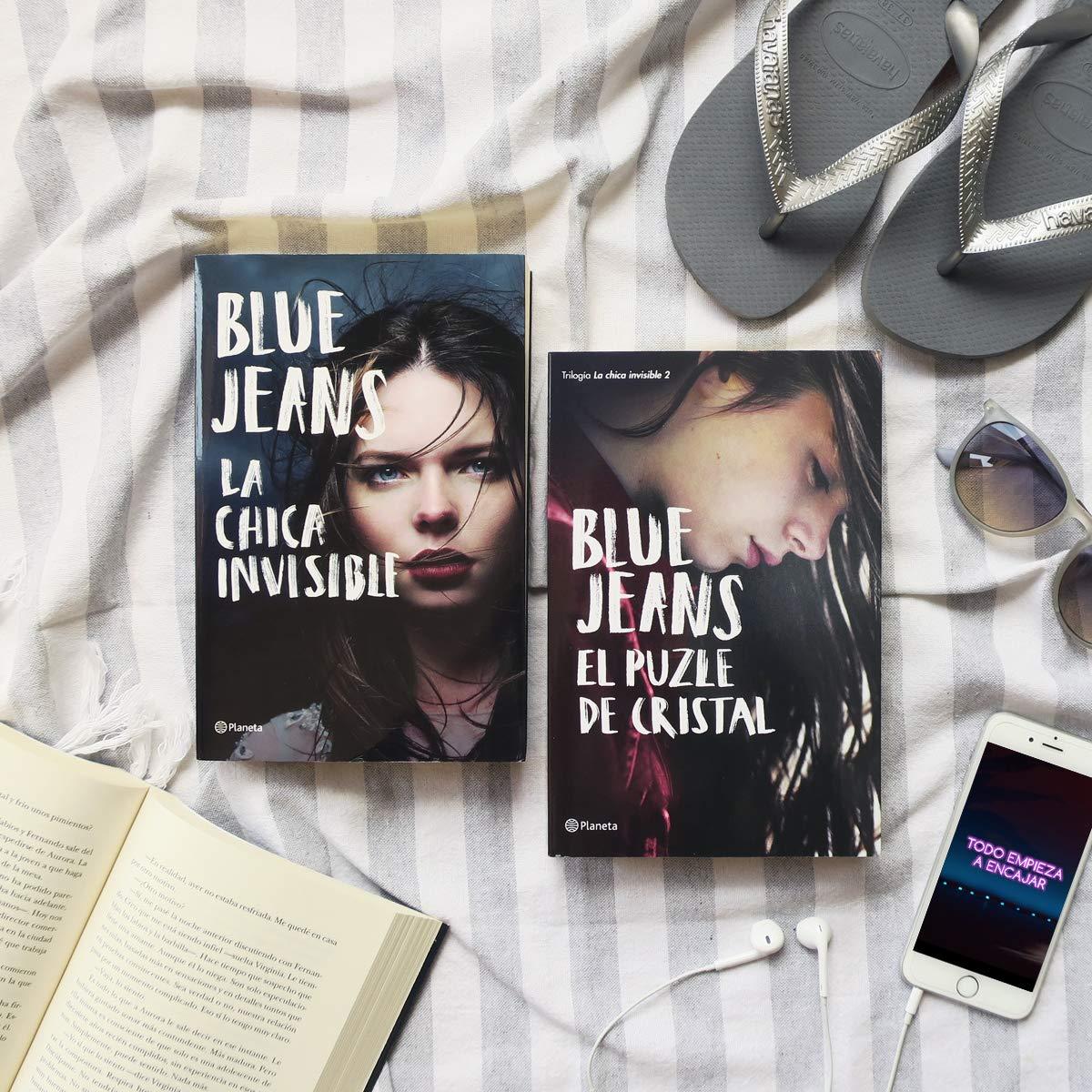 El puzle de cristal: 2 ((Fuera de colección)): Amazon.es: Blue Jeans: Libros