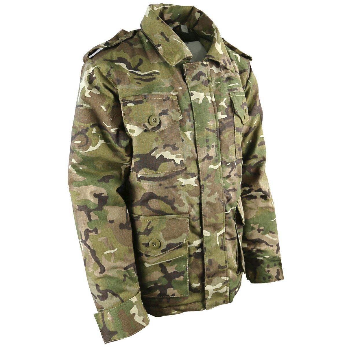 Kombat UK Childrens Safari Jacket