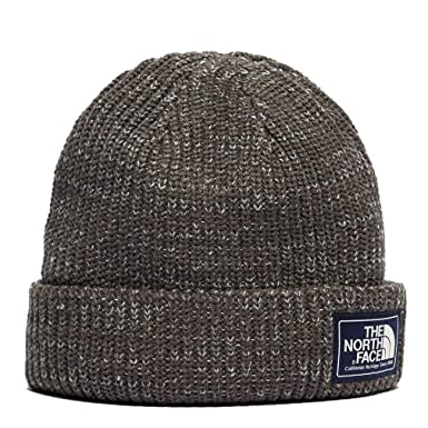 7ecbd6d64f075b THE NORTH FACE Men's Salty Dog Beanie, Graphtgy/Midgry, One Size ...