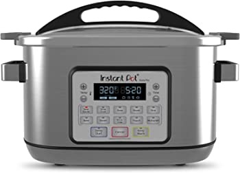 Instant Pot 8 Qt Aura Pro Programmable Multicooker