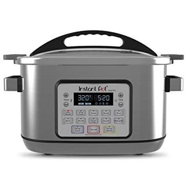 Aura Pro Multi Use Programmable Slow Cooker with Sous Vide