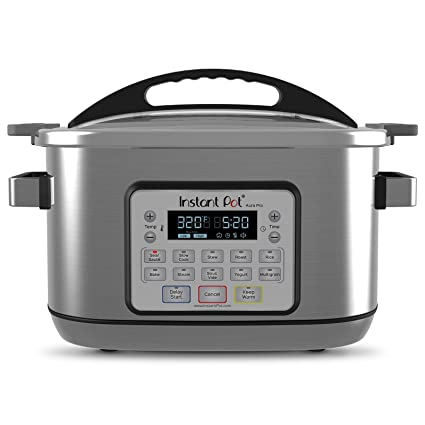 Amazon Instant Pot 8 Qt Aura Pro Multi Use Programmable