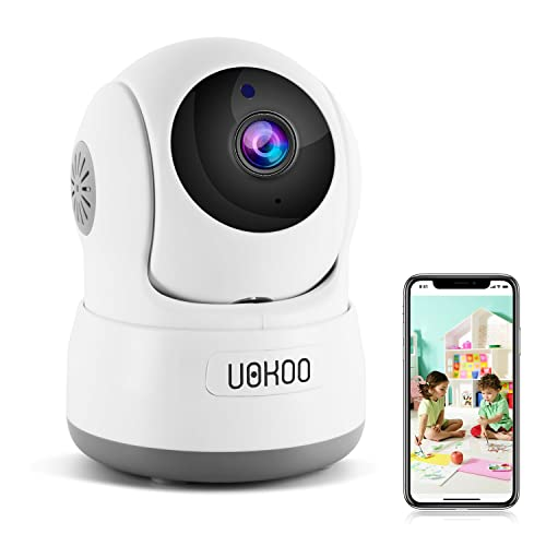 UOKOO Wireless Security Camera Nanny Cam 2