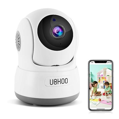 UOKOO Wireless Security Camera Nanny Cam 2
