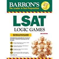 LSAT Logic Games: Includes 50 Practice Games with Detailed Explanations