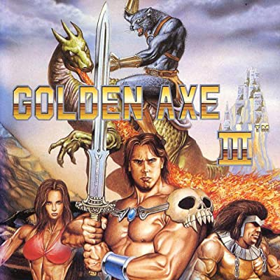 Golden Axe 3 [Online Game Code]