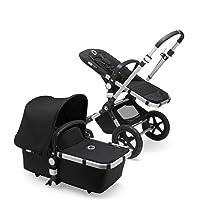 Bugaboo Cameleon3 Plus Complete Stroller (Aluminum/ Black/ Black)