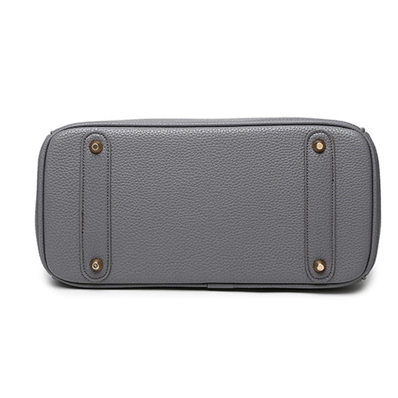 NOMSOCR Womens Purses and Handbags Shoulder Bags Ladies Designer Top Leather Handle Satchel Tote Bag