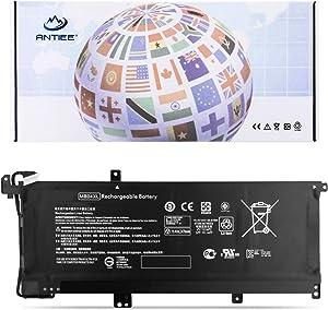 """ANTIEE MB04XL Laptop Battery for HP Envy X360 M6-AQ000 M6-AQ003DX M6-AQ005DX M6-AQ103DX M6-AQ105DX M6-AR004DX Convertible 15"""" 15-AQ005NA AQ101NG AQ015NR 843538-541 844204-850 HSTNN-UB6X 15.4V 55.67Wh"""