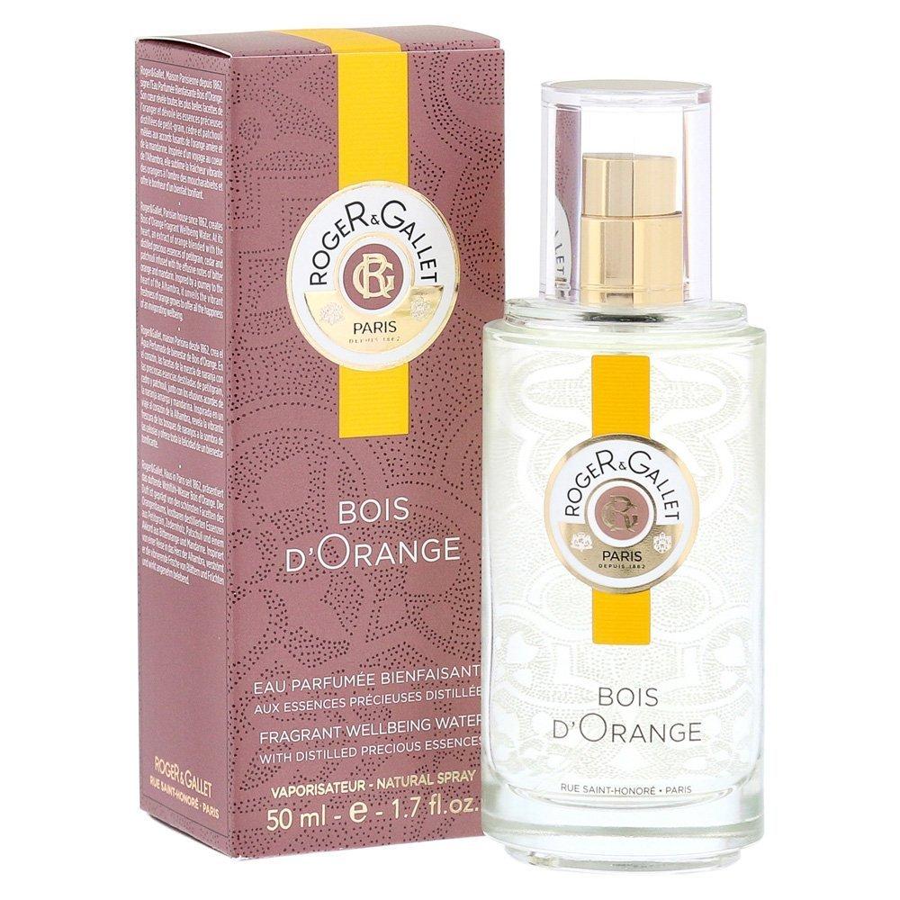Roger Gallet Bois D'orange Perfumed Water 50ml 6933