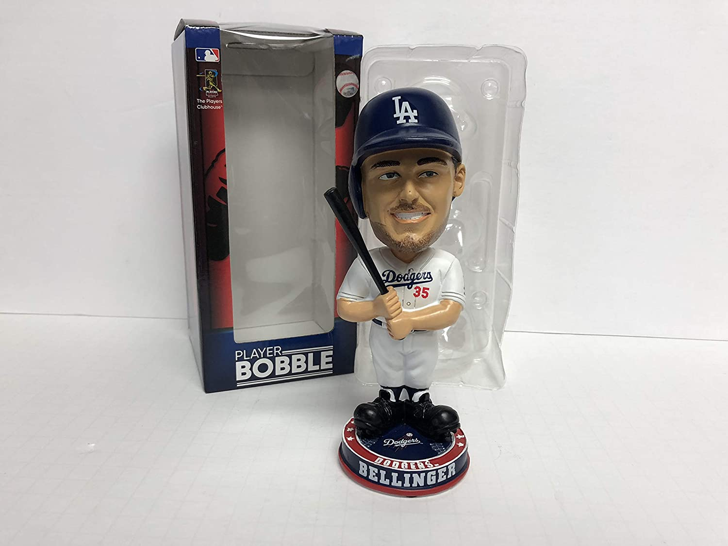 Cody Bellinger 2018 Los Angeles Dodgers Limited Edition Bobble Bobblehead 1/144