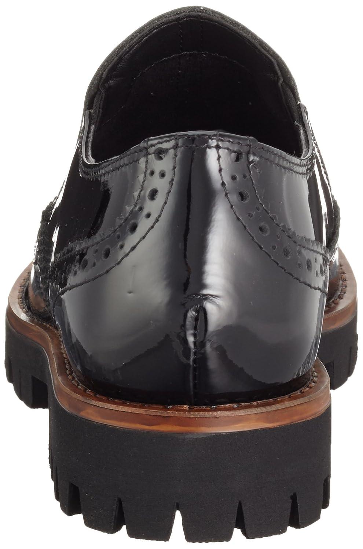 Marco Tozzi Premio Damen 24728 24728 24728 Slipper Schwarz (schwarz Patent 018) aa9c63